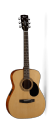 Cort AF510E OP Electro Acoustic Guitar with Bag